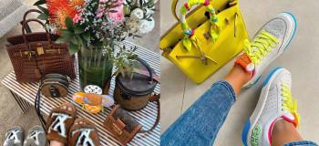 کیف و کفش ست ۲۰۲۰ شیک و و زیبا و شیک پوش زنانه و دخترانه