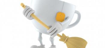۴۵ ترفند و کاربرد جادویی چای در نظافت منزل