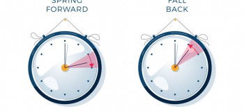 زمان دقیق عقب کشیدن ساعت در سال ۱۴۰۰