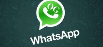 آموزش نصب و دانلود اوجی واتساپ (OGWhatsApp) جدید