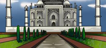 ۲۰ نقاشی مسجد برای رنگ آمیزی کودکان