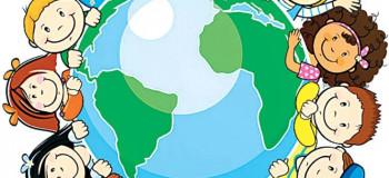 نقاشی روز کودک : ۱۲ نقاشی روز جهانی کودک برای رنگ آمیزی