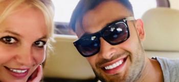 ازدواج سام اصغری با خواننده هالیودی بریتنی اسپیرز