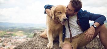 مرد ۴۸ ساله پس از بوسیدن سگش نابود شد!