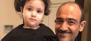فیلم| بغض و گریه برادر مهران غفوریان در بیمارستان