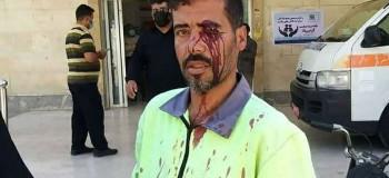 ماجرای فیلم کتک زدن پاکبان خرمشهری توسط عضو شورای شهر