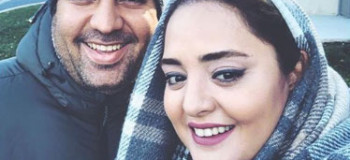 عکسی از کودکی نرگس محمدی و همسرش علی اوجی