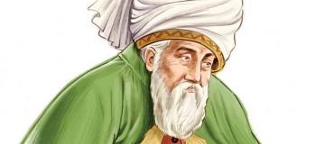 تک بیتی مولانا برای خدا | ناب ترین اشعار مولانا در مورد خدا
