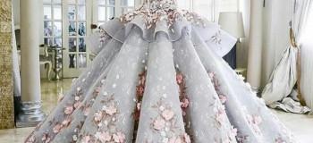آدرس و تلفن مزون های لباس عروس کرج