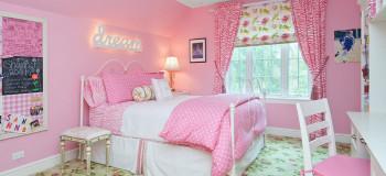 ۱۰ راهکار برای دیزاین اتاق خواب دخترانه در یک فضای کوچک