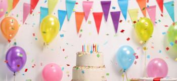 ۱۲ ایده فوق العاده جذاب برای تزیین تولد ساده و شیک