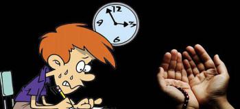 ۱۰ دعای مجرب و معجزه گر قبل از امتحان کنکور
