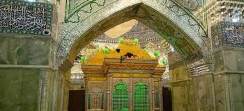 ۱۵ عکس دیده نشده از قبر و ضریح مطهر امام حسن عسکری (ع)