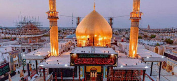 زیباترین عکس های حرم امام حسن عسکری (ع) با کیفیت بالا