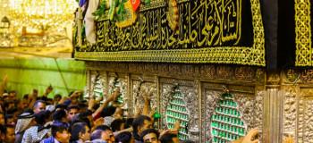 زیارت امام موسی کاظم (ع) همراه با ترجمه و فایل صوتی