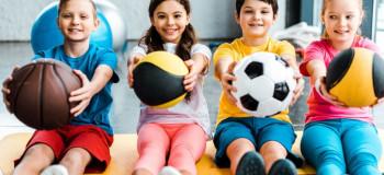 ۳۳ آهنگ ورزشی کودکانه برای بچه های زرنگ
