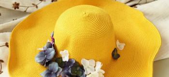 ۳۰ مدل کلاه زنانه شیک و جذاب مخصوص تابستان
