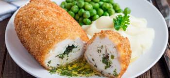 دستور پخت کیوسکی مرغ غذای خوشمزه و رستورانی