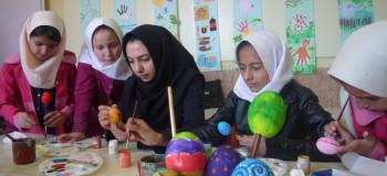 ۲۰ کاردستی عید نوروز ۱۴۰۰ برای کودکان