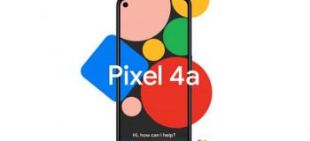 گوشی پیکسل Pixel ۴a گوگل سری میان رده ۲۰۲۰ با قیمت ۳۴۹ دلار معرفی شد