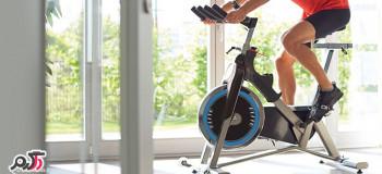 فواید دوچرخه سواری ثابت؛بهترین ورزش برای افزایش قدرت، استقامت و تفکیک عضلانی