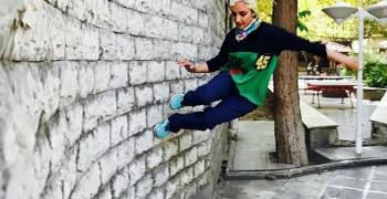 الناز رکابی (Elnaz Rekabi) دختر عنکبوتی ایران کیست ؟