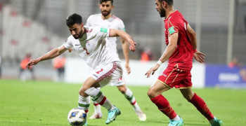 زمان و ساعت بازی برگشت ایران و عراق