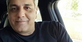 گریم دیدنی مهران مدیری در سریال خاتون