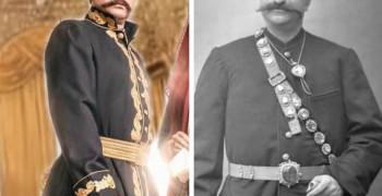 بیوگرافی بازیگران سریال تاریخی عاشقانه جیران + نقش ها