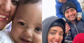 نرگس محمدی عزادار برادرزاده 3 ساله اش شد + علت فوت
