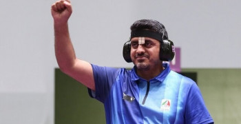 جواد فروغی قهرمان المپیک توکیو شد