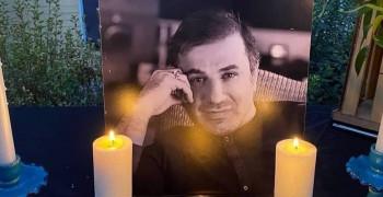 تصاویری تلخ از مراسم چهلم زنده یاد علی سلیمانی