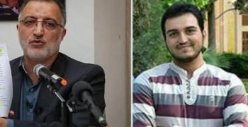 حسین حیدری داماد علیرضا زاکانی: از همکاری با رامبد جوان تا شهرداری تهران