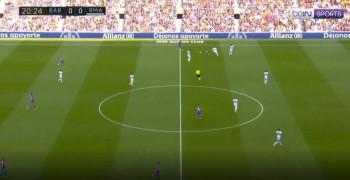 خلاصه بازی بارسلونا 1-2 رئال مادرید