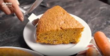 آموزش طرز تهیه کیک هویج