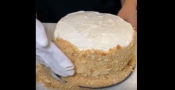 آموزش طرز تهیه کیک مرغ