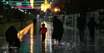 کلیپ دلتنگی امام رضا برای وضعیت واتساپ
