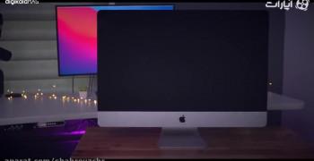جعبه گشایی و بررسی iMac M1 اپل