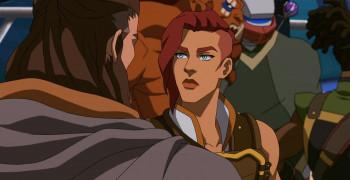 انیمیشن سریالی اربابان جهان: مکاشفه قسمت سوم