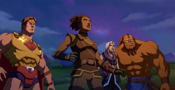 انیمیشن سریالی اربابان جهان: مکاشفه قسمت پنجم