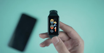نگاهی به هواوی بند جدید Huawei Band 6 Review