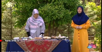 آموزش درست کردن نون و پنیر شیک برای سفره عقد