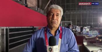 صحبت های هادی عامل گزارشگر در المپیک توکیو