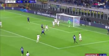 خلاصه دیدار اینتر 0 - رئال مادرید 1