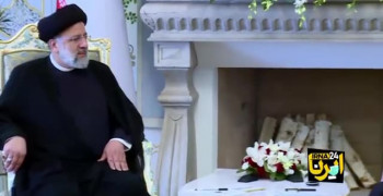 دیدار روسای جمهور ایران و تاجیکستان