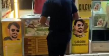 کلیپ رقص بستنی فروش ترکیه