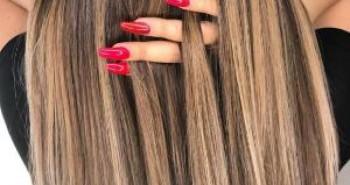 رنگ مو امسال : شیک ترین مدل رنگ مو زنانه 97 مجلسی زیبا و جدید