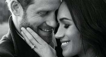 مراسم ازدواج شاهزاده هری و مگان مارکل + عکس