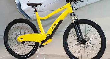 دوچرخه برقی لامبورگینی معرفی شد