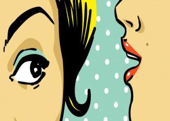 راهکارهایی برای اینکه بیخیال حرف مردم بشویم !